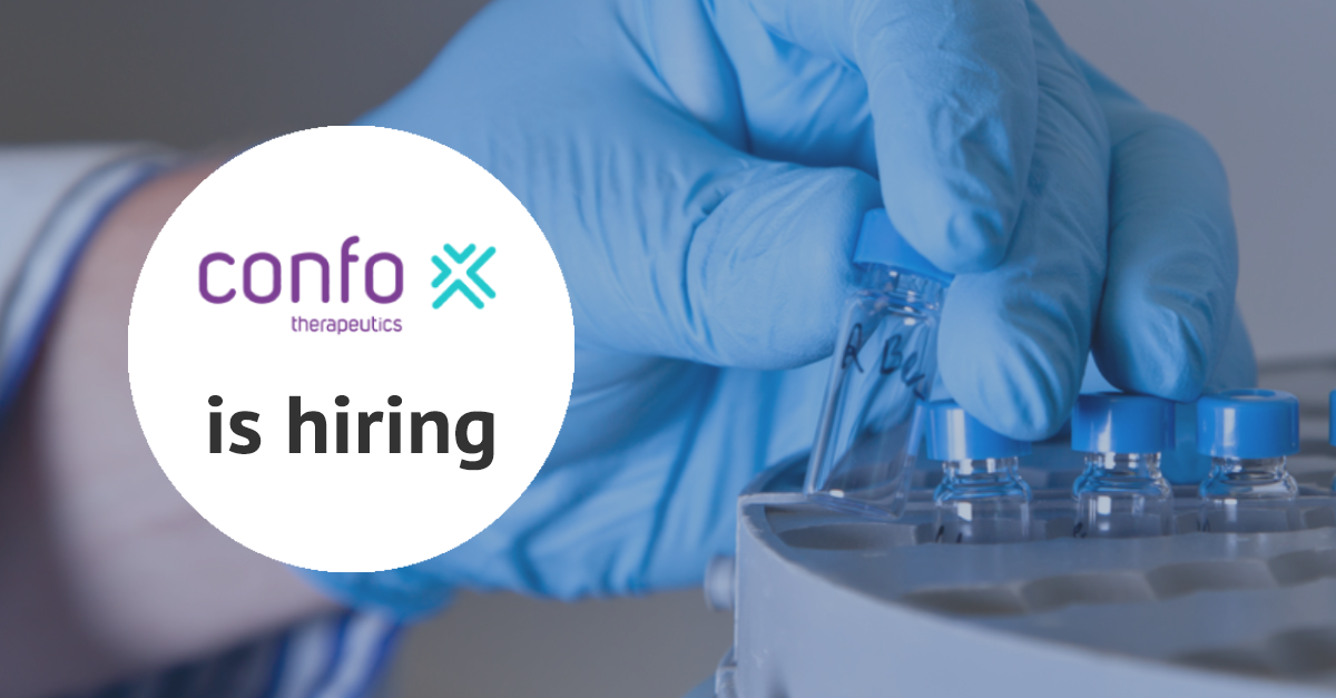 Confo therapeutics recruiting